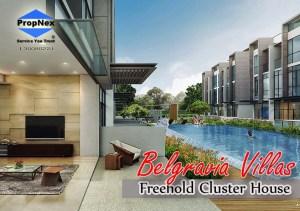 Belgravia Villas Cluster house Interior