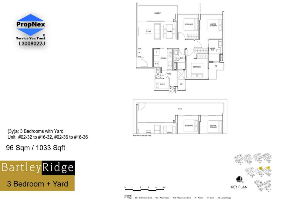 BartleyRidge 3Bdrm+Yard RS