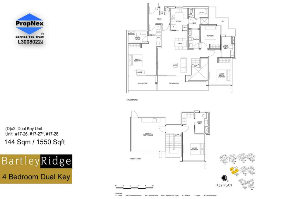 BartleyRidge 4bdrmDK  floor plan